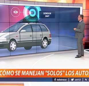 [VIDEO] Auto sin chofer de Uber mata a una persona