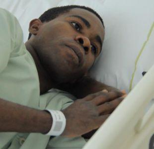 [VIDEO] #Héroes: el haitiano que arriesgó su vida para proteger a sus compañeros de trabajo