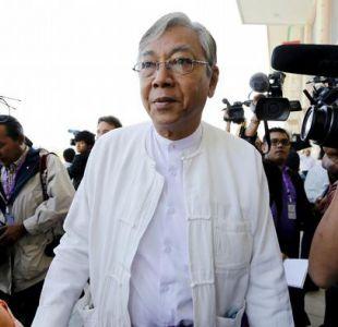 Dimite el presidente de Birmania para tomar un descanso