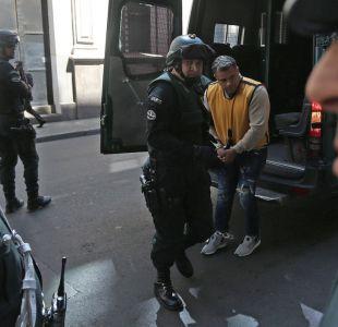 """""""Chileno más peligroso del mundo"""" es trasladado a Holanda"""