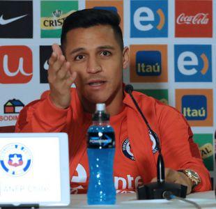 """Alexis Sánchez sobre Claudio Bravo: """"Sería muy duro si no sigue con nosotros"""""""