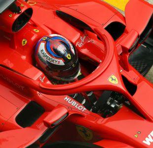 El halo de seguridad, la novedad más polémica de la Fórmula 1
