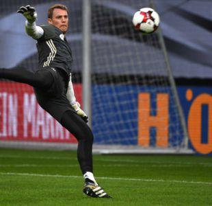 """Alemania """"espera"""" que Neuer esté recuperado para el Mundial de Rusia"""