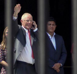 Congreso de Perú debate este jueves si acepta la renuncia de Kuczynski