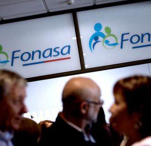 Excesos de Fonasa: hay más de $1.400 millones por cobrar