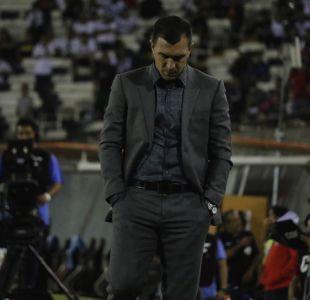Colo Colo apelará a la sanción contra Guede para que pueda dirigir ante la UC