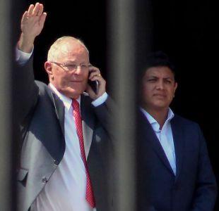 Fiscalía de Perú pide que se le prohíba la salida del país a Pedro Pablo Kuczynski