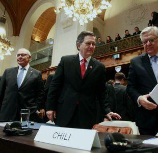 [Minuto a Minuto] Chile cierra alegatos denunciando caricaturas de Bolivia