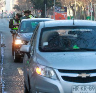 Restricción vehicular permanente debutará en mayo