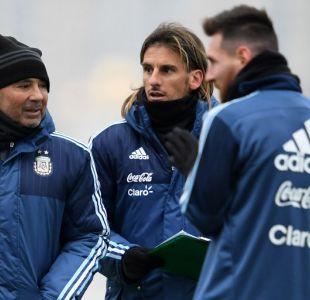 """Sampaoli reconoce al """"cerebro"""" de la selección argentina: """"Este equipo es más de Messi que mio"""""""