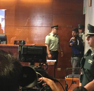 Prisión preventiva por homicidio calificado para autor del crimen en La Pintana