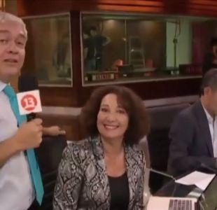 [VIDEO] Iván Valenzuela adelanta el estreno televisivo de Mesa Central