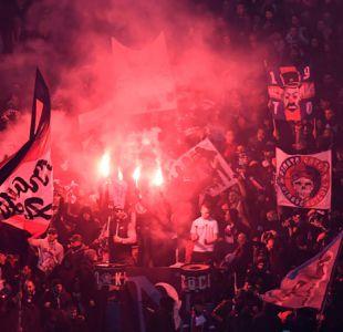 UEFA ordena cierre parcial de estadio del PSG tras incidentes ante Real Madrid
