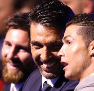 """Buffon se rinde ante Messi y Cristiano Ronaldo: """"Son muy diferentes y dan mucho miedo"""""""