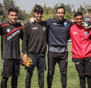 [VIDEO] El entrenamiento de Claudio Bravo con el Club Magallanes