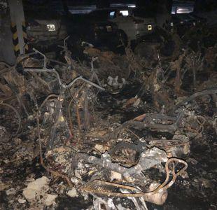 Trece muertos en incendio de edificio en Ciudad Ho Chi Minh