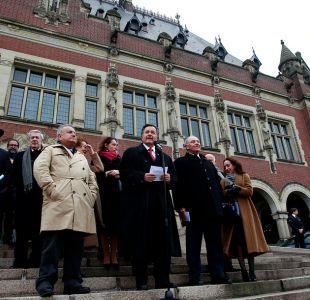 Chile acusa artilugios de Bolivia en La Haya y Evo asegura que aspiración marítima no cesará