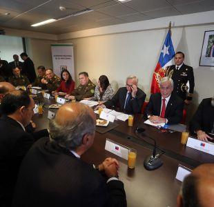 Piñera visita La Araucanía y anuncia cambios a la ley antiterrorista