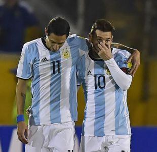 """Ángel Di María elogia a su compañero: """"El fútbol le debe un Mundial a Messi"""""""