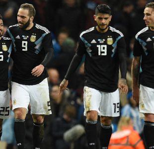 Jorge Sampaoli pasa la prueba: Argentina vence a Italia sin Lionel Messi