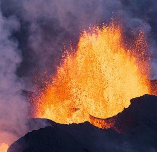 La erupción de un volcán en Islandia que terminó por convertir a los vikingos en cristianos