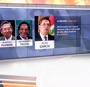 [VIDEO] Ex presidentes peruanos en problemas: Carlos Zárate explica los alcances