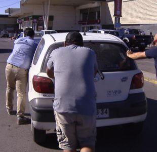 [VIDEO] Insólito error en carga de combustible: confundieron bencina con petróleo