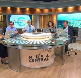 [VIDEO] Mesa Central debuta en televisión con el general director de Carabineros como invitado