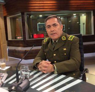 Hermes Soto en Mesa Central sobre fraude en Carabineros: Creo que Villalobos conocía la situación