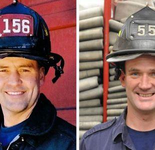 Los rescatistas que murieron casi al mismo tiempo por la enfermedad del 11 de septiembre