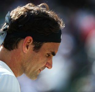 El duro mea culpa de Federer: Merecía perder el número 1 del mundo