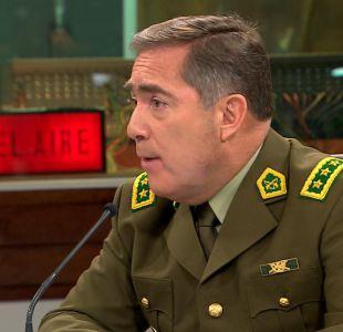 [VIDEO] Mesa Central: Hermes Soto define sus desafíos al mando de Carabineros
