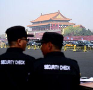 Kim Jong Un en China