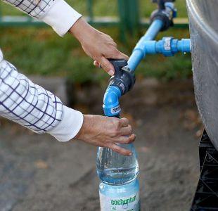 Corte de agua en San Miguel y San Joaquín: Revisa los puntos de abastecimiento