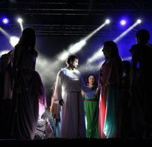 """Jesucristo Superstar"" vuelve a Quilicura este fin de semana"