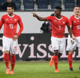 Suiza pasa por encima de una discreta Panamá previo al Mundial
