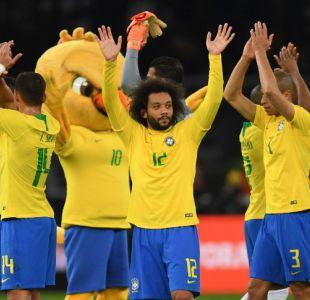 Brasil vence a Alemania en su reencuentro tras el 7-1