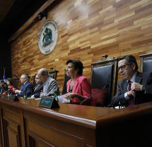 Presidentes de cámaras del Congreso buscarán reformar al Tribunal Constitucional
