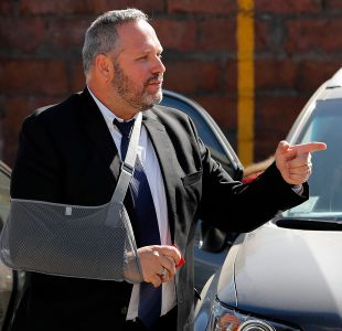 Caval: Tribunal levanta arraigo nacional de Sebastián Dávalos