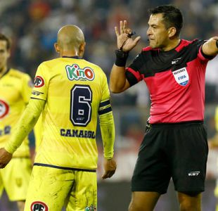 Chileno Julio Bascuñán confirmado como árbitro para el Mundial de Rusia 2018