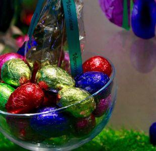 Conoce cuántos huevos de chocolate es recomendable dar a tus hijos, según su edad