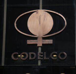 Codelco reporta USD 1.235 millones de excedentes en primer semestre