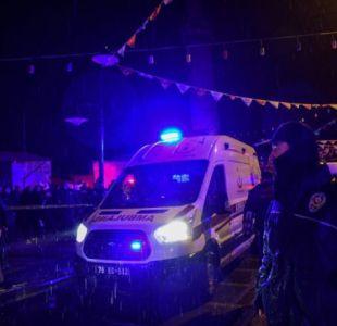 17 muertos en accidente de autobús que transportaba migrantes en Turquía