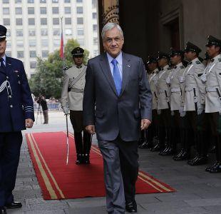 "Presidente Piñera: ""No he nombrado a Pablo Piñera embajador por ser mi hermano"""