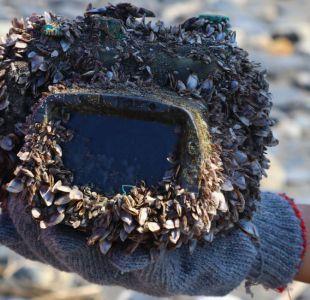 La cámara fotográfica que pasó más de dos años perdida en el mar y volvió a encontrar a su dueña