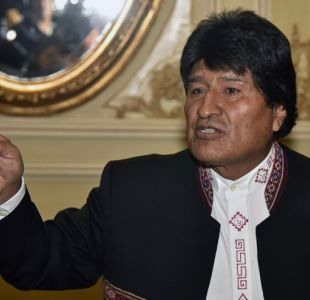 Bolivia: Morales pide castigo ejemplar para militar tras robo de medalla presidencial