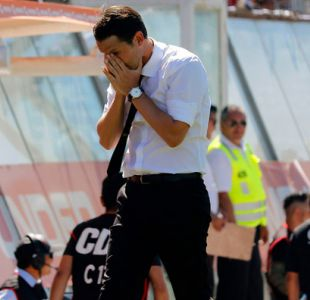 """Beñat San José lamenta que duelo ante Colo Colo """"se haya decidido por un penal"""""""