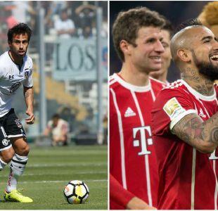 Dejen que otros sean campeones: El mensaje de Valdivia a Vidal tras la goleada del Bayern