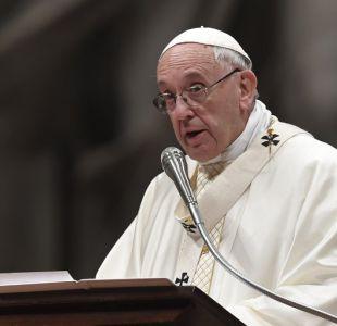 Papa concluye reuniones con obispos chilenos: Hemos profundizado en la gravedad de los abusos