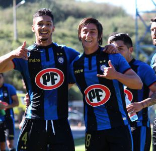 [VIDEO] Goles fecha 7: Huachipato derrota a Everton en Talcahuano